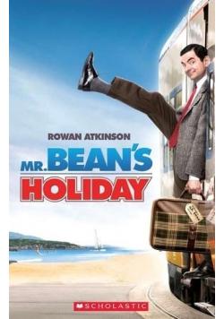 Mr Bean's Holiday. Reader A1 + CD