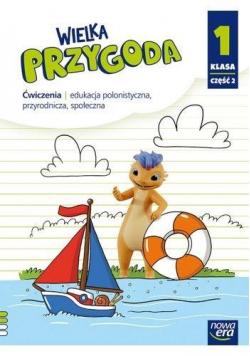 Wielka Przygoda SP 1 J. Polski ćw. cz.2 NE