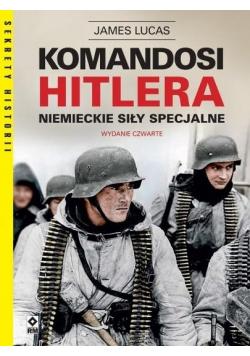 Komandosi Hitlera. Niemieckie siły specjalne w.4