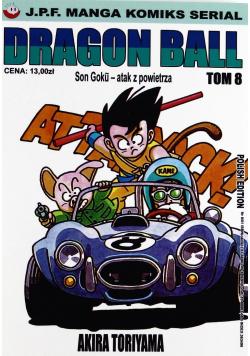 Dragon Ball Tom 8
