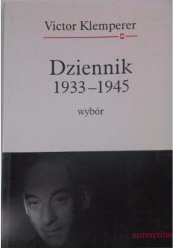 Dziennik 1933 1945