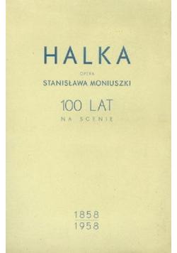 Halka 100 lat na scenie