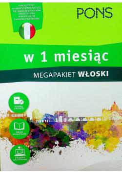 Włoski w 1 miesiąc Megapakiet