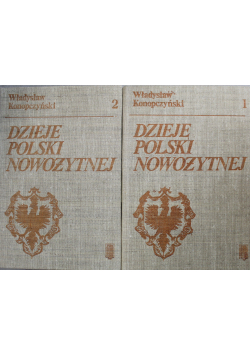 Dzieje Polski Nowożytnej 2 Tomy