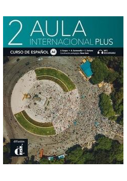 Aula Internacional Plus 2 podręcznik + ćw + mp3