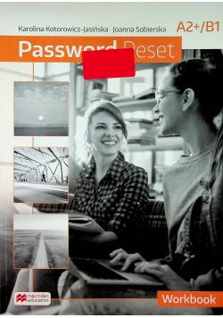 Password Reset A2 + / B1 WorkBook