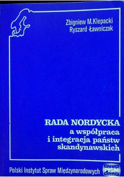 Rada nordycka a współpraca i integracja państw skandynawskich