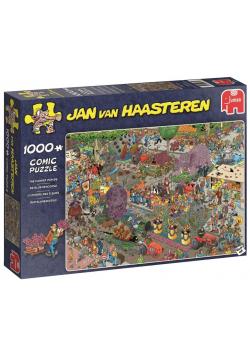 Puzzle 1000 Haasteren Parada kwiatów G3