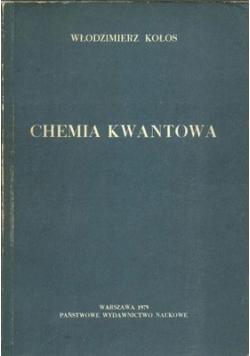 Chemia kwantowa