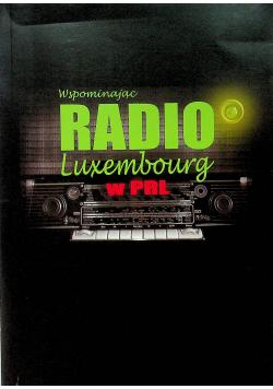 Wspominając Radio Luxembourg w PRL