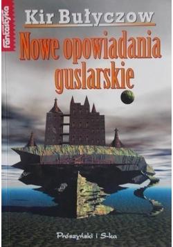 Nowe opowiadania guslarskie