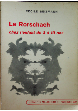 Le Rorschach