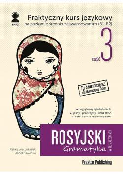 Rosyjski w tłumaczeniach. Gramatyka 3 w.2020