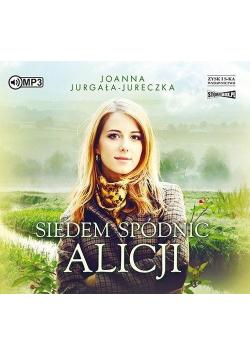 Siedem spódnic Alicji audiobook
