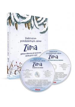 Vademecum przedszkolych zabaw. Zima + 2 CD