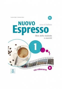 Nuovo Espresso 1 podręcznik + wersja cyfrowa