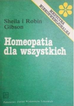 Homeopatia dla wszystkich