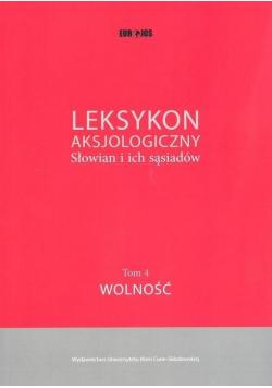 Leksykon aksjologiczny. Słowian i ich sąsiadów T.4