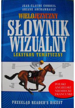 Wielojęzyczny słownik wizualny leksykon tematyczny