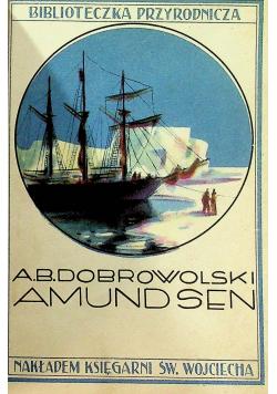 Amundesen/Wśród nocy i lodów 1929 r