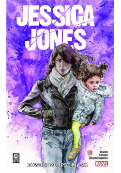 Jessica Jones T.3 Pówrot Purple Mana