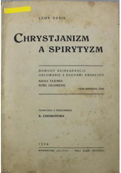 Chrystjanizm a spirytyzm 1936 r