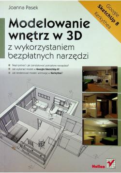 Modelowanie wnętrz w 3D