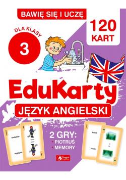 EduKarty. Język angielski dla kl. 3