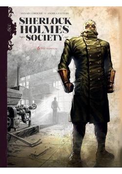 Sherlock Holmes Society T.6 Pole manewru