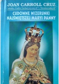 Cudowne wizerunki Najświętszej Maryi Panny