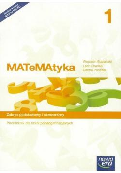 Matematyka  1 Podręcznik dla szkół ponadgimnazjalnych