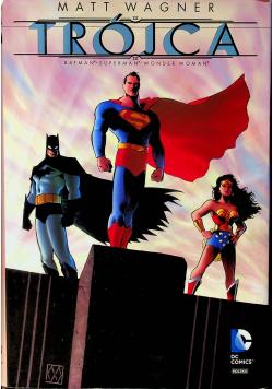 Trójca Batman Superman Wonder Woman