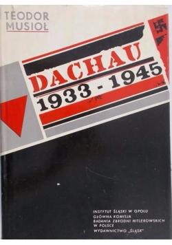 Dachau 1933 - 1945