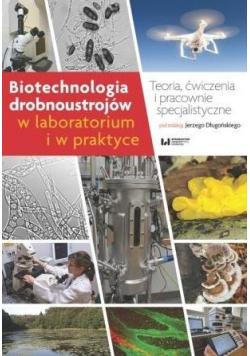 Biotechnologia drobnoustrojów w laboratorium i w..
