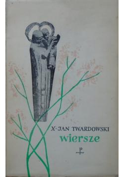 Twardowski Wiersze