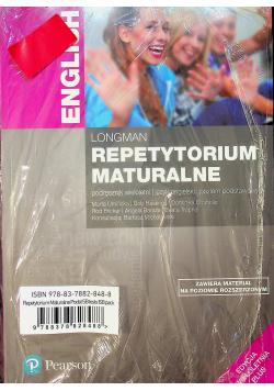 Longman Repetytorium Maturalne Poziom podstawowy plus testy maturalne edycja wieloletnia plus