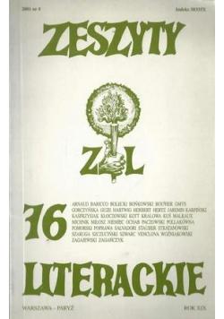 Zeszyty literackie 76 4/2001
