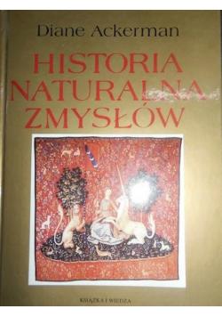Historia naturalna zmysłów