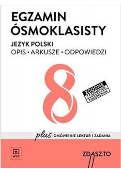 Egzamin ósmoklasisty J polski