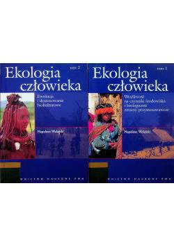 Ekologia człowieka tom 1 i 2