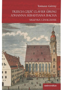 Trzecia część Clavier bung Johanna S. Bacha