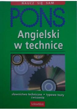 Angielski w technice