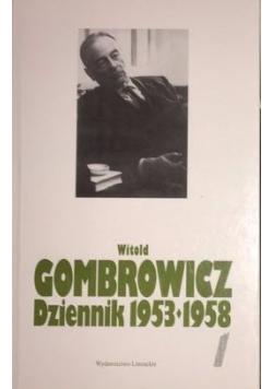 Dziennik 1953 1958