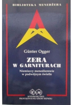 Zera w garniturach