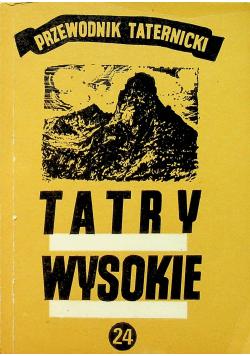Tatry wysokie nr 24