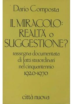 Il Miracolo Realtao Suggestione