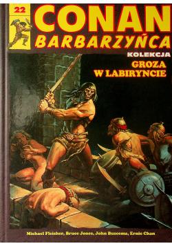 Conan Barbarzyńca Groza w Labiryncie 22