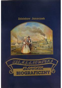 Janeczek  Zdzisław - Siemianowicki słownik biograficzny