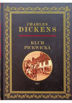 Klub Pickwicka tom 2