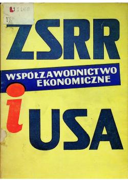 Współzawodnictwo ekonomiczne ZSRR i USA
